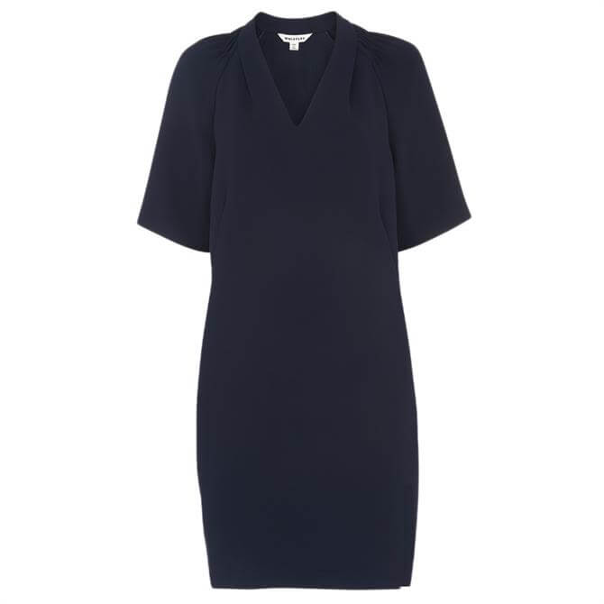 Whistles Devyn Crepe Dress