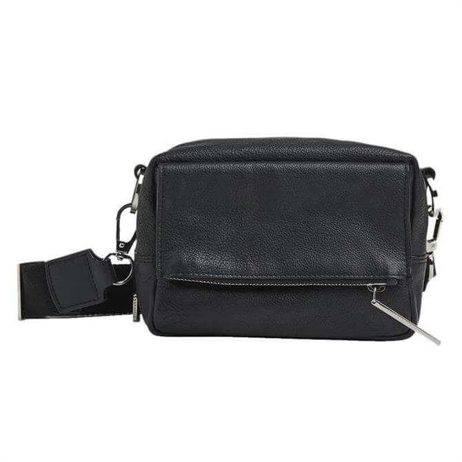Whistles Bibi Crossbody Leather Bag