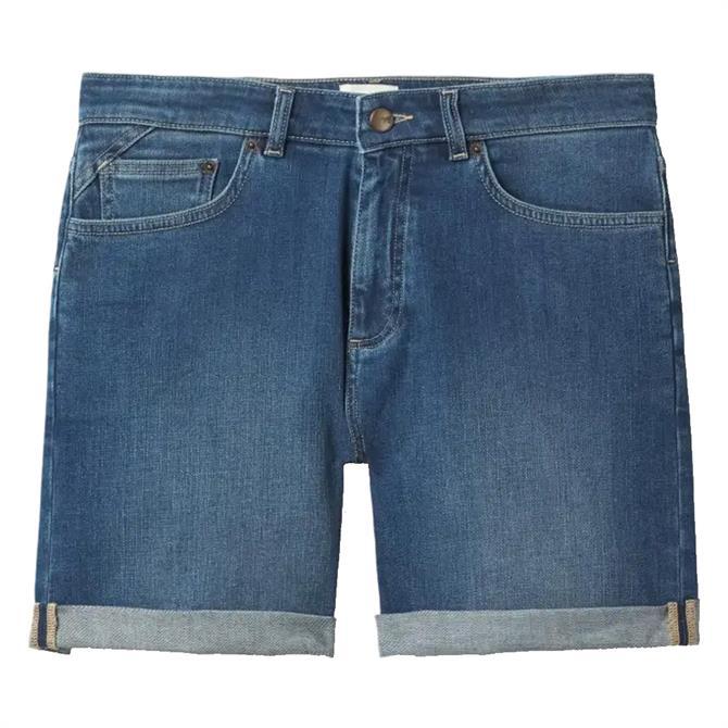 White Stuff Eva Boyfriend Fit Denim Shorts