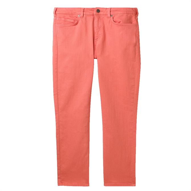 White Stuff Southern Seas Straight Cropped Trousers