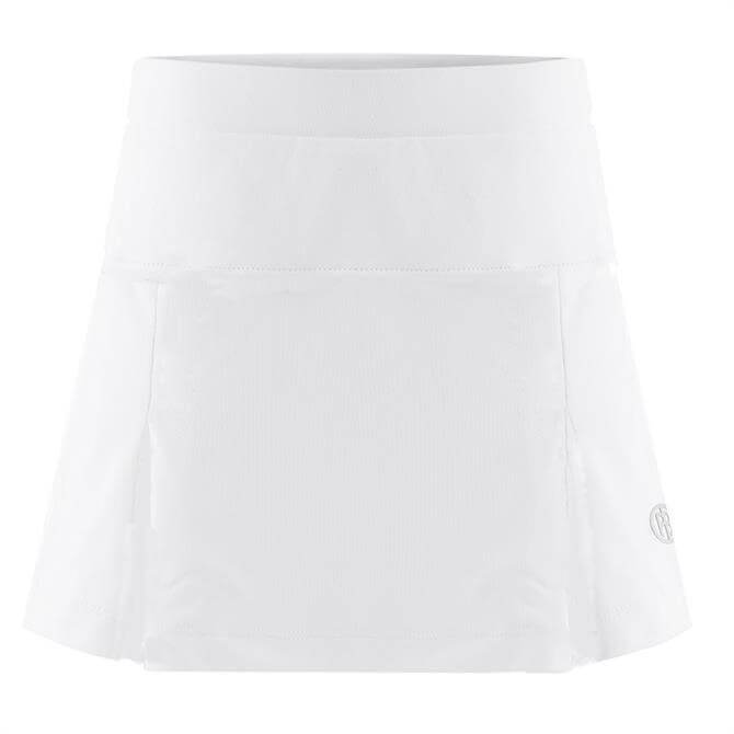 Poivre Blanc Women's Tennis Skirt with Shorts