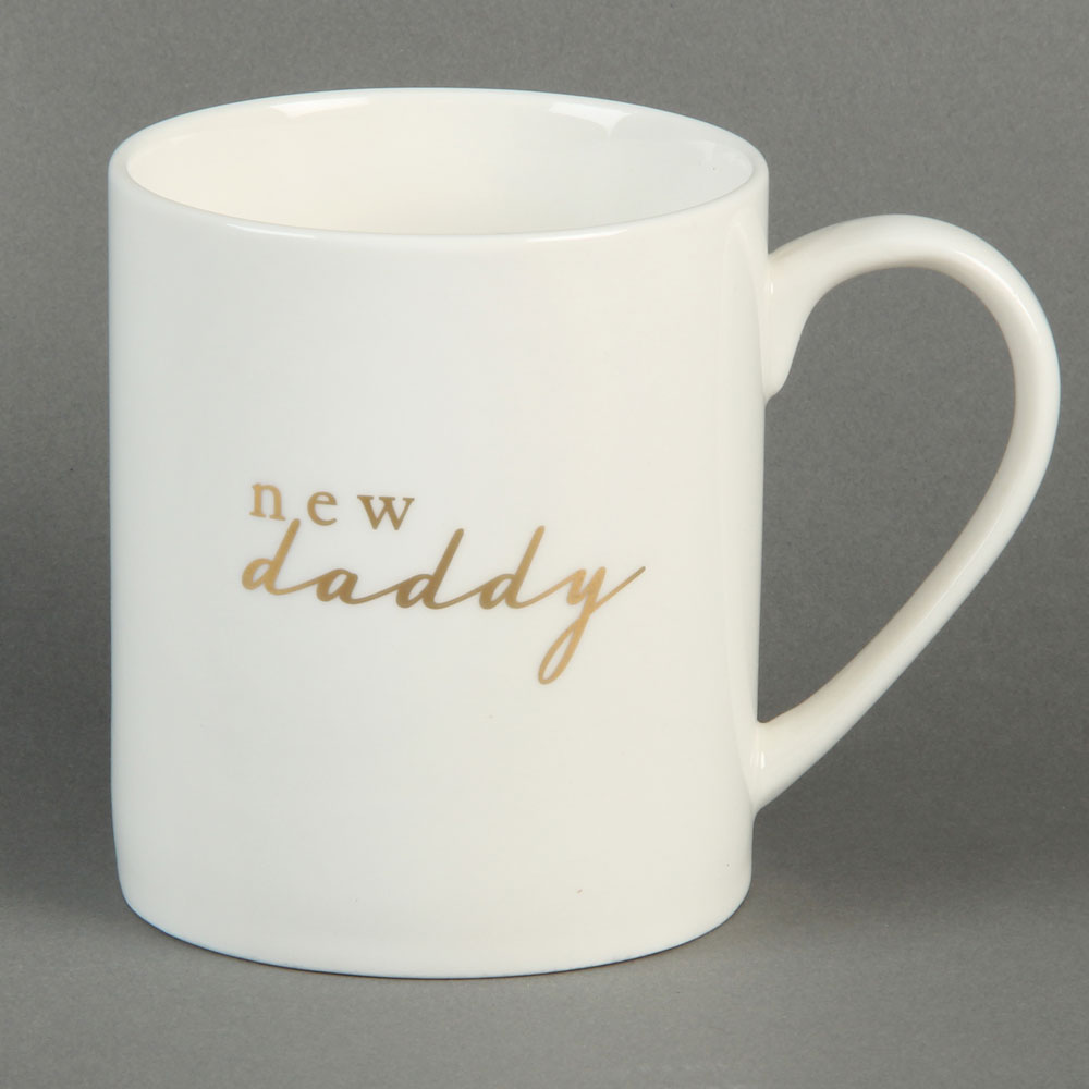 An image of Widdop New Daddy Mug