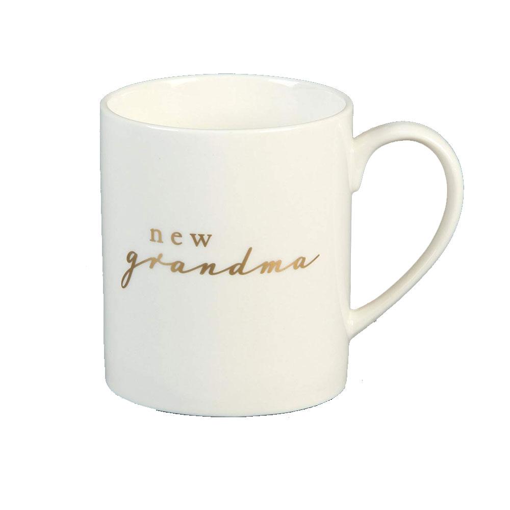 An image of Widdop New Grandma Mug