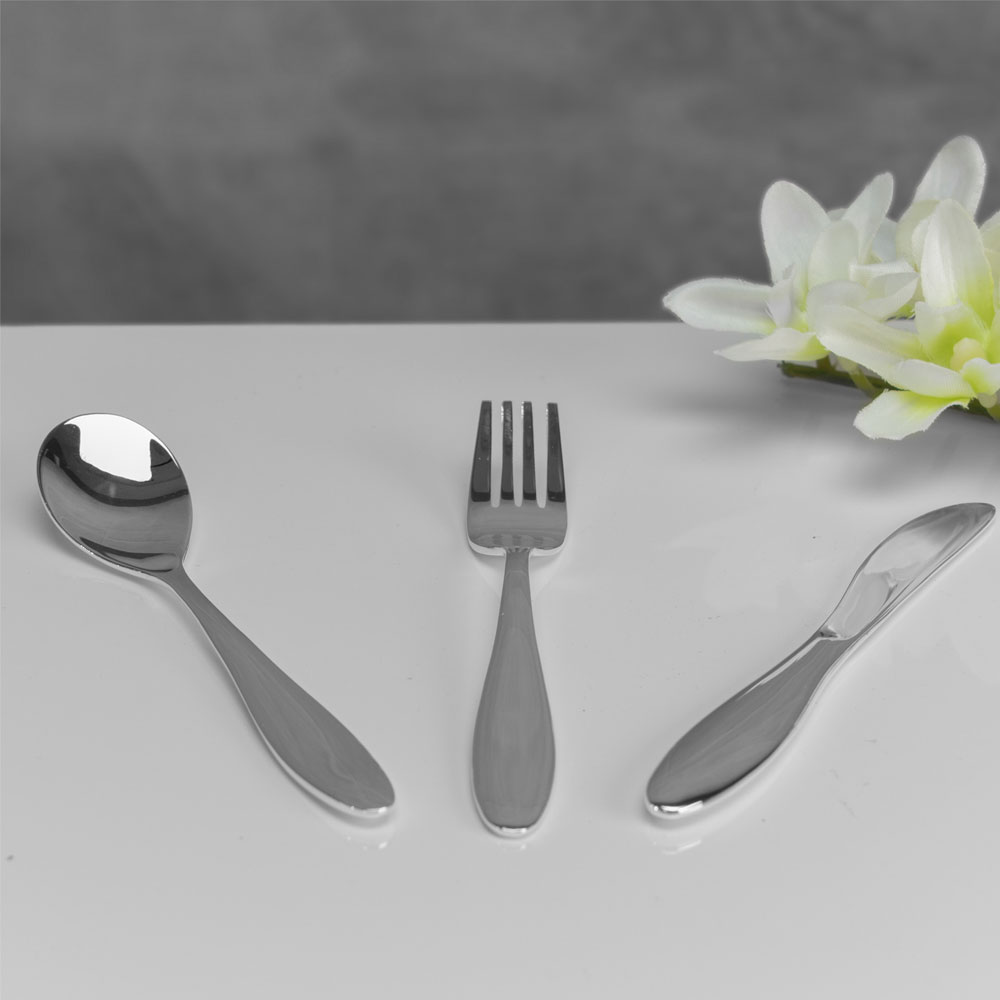 An image of Widdop Silver Plated Cutlery Set