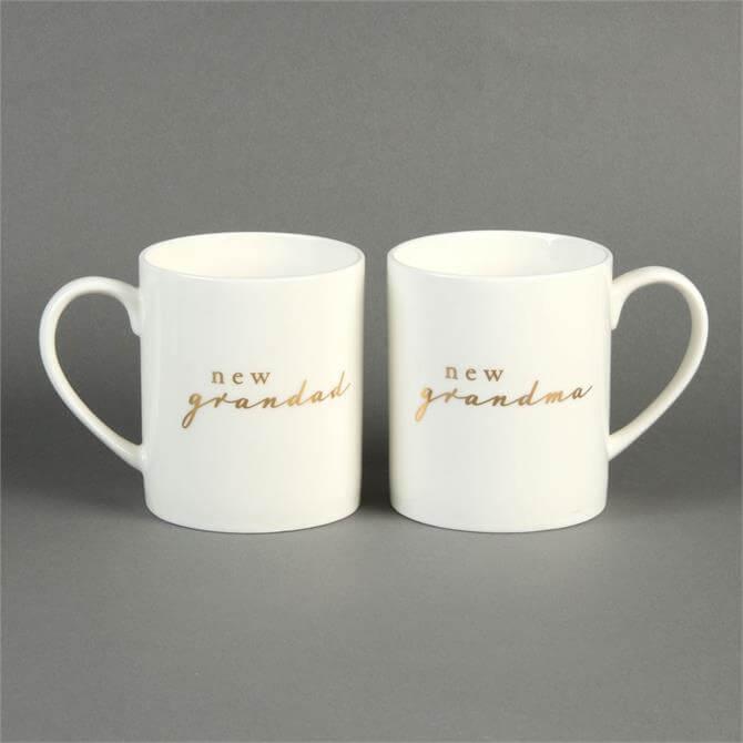 Widdop New Grandparents Mug Set