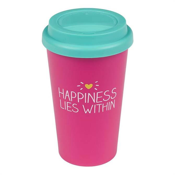 Happy Jackson Happiness Travel Mug