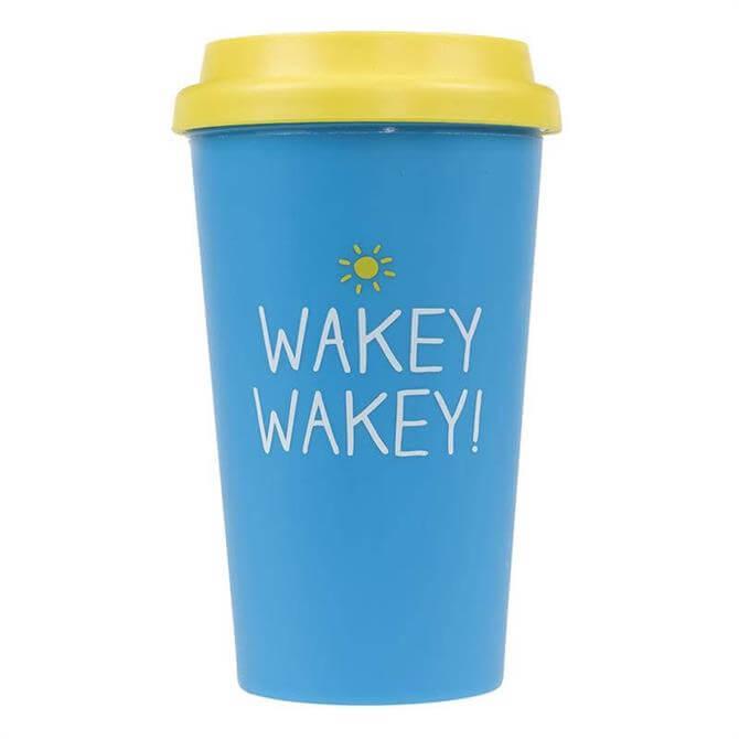 Happy Jackson Wakey Wakey Travel Mug