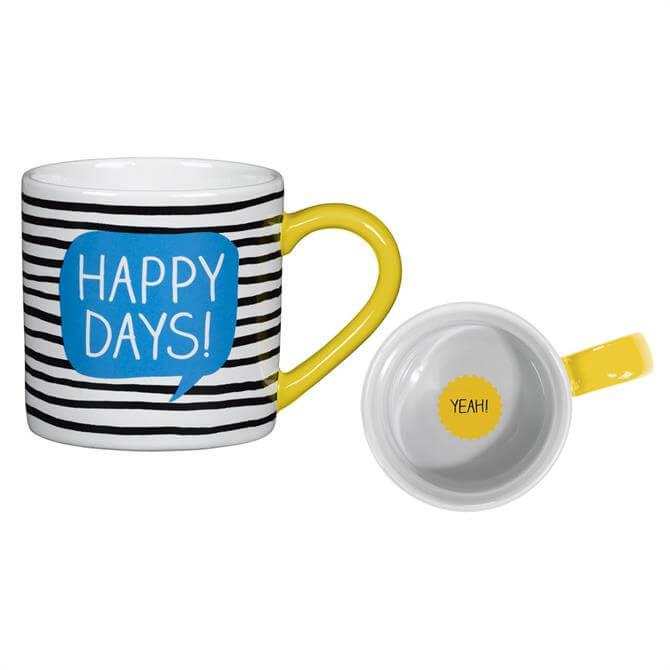 Wild & Wolf Happy Jackson Happy Days Mug