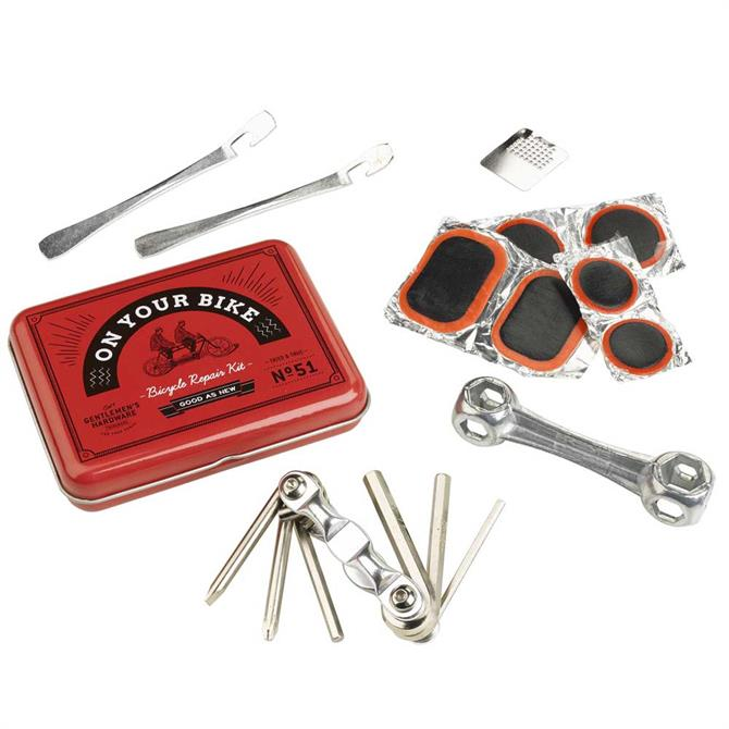 Wild & Wolf On Your Bike Puncture Repair Kit