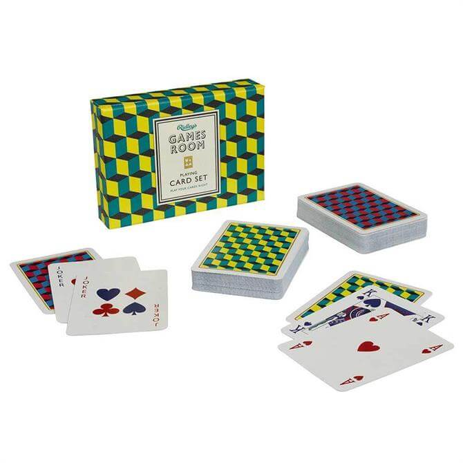Wild & Wolf Games Room Playing Cards