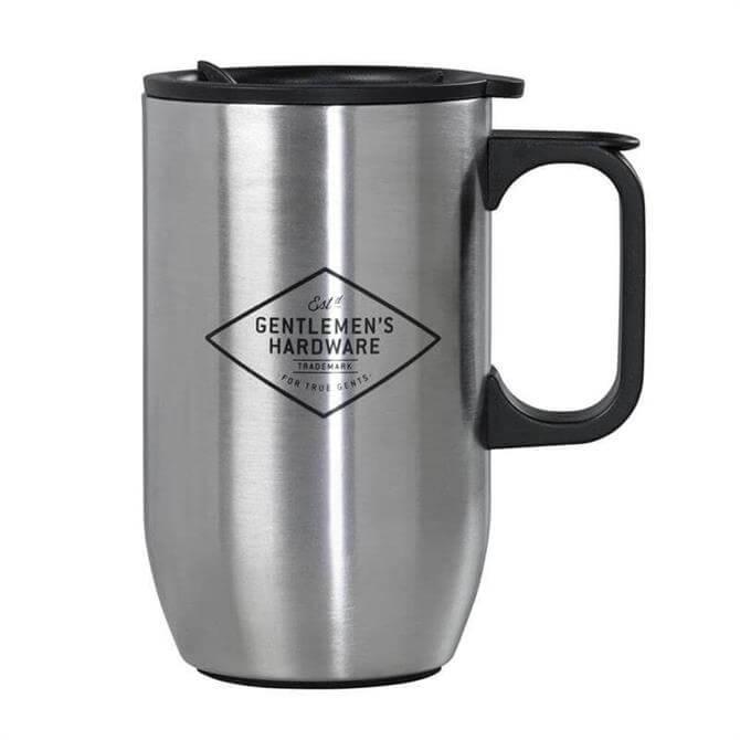 Gentleman's Hardware Steel Travel Mug