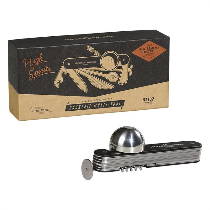 Wild & Wolf Gentlemans Hardware Cocktail Tool