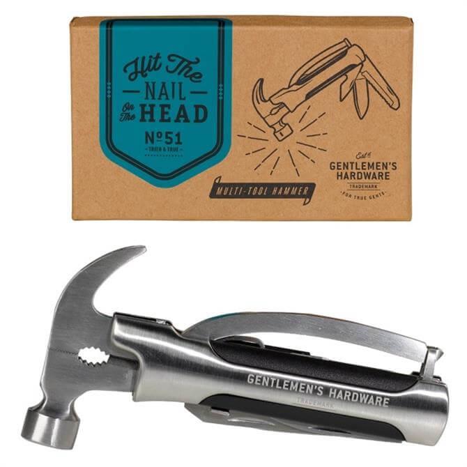 Wild & Wolf Gentlemens Hardware Hammer Tool