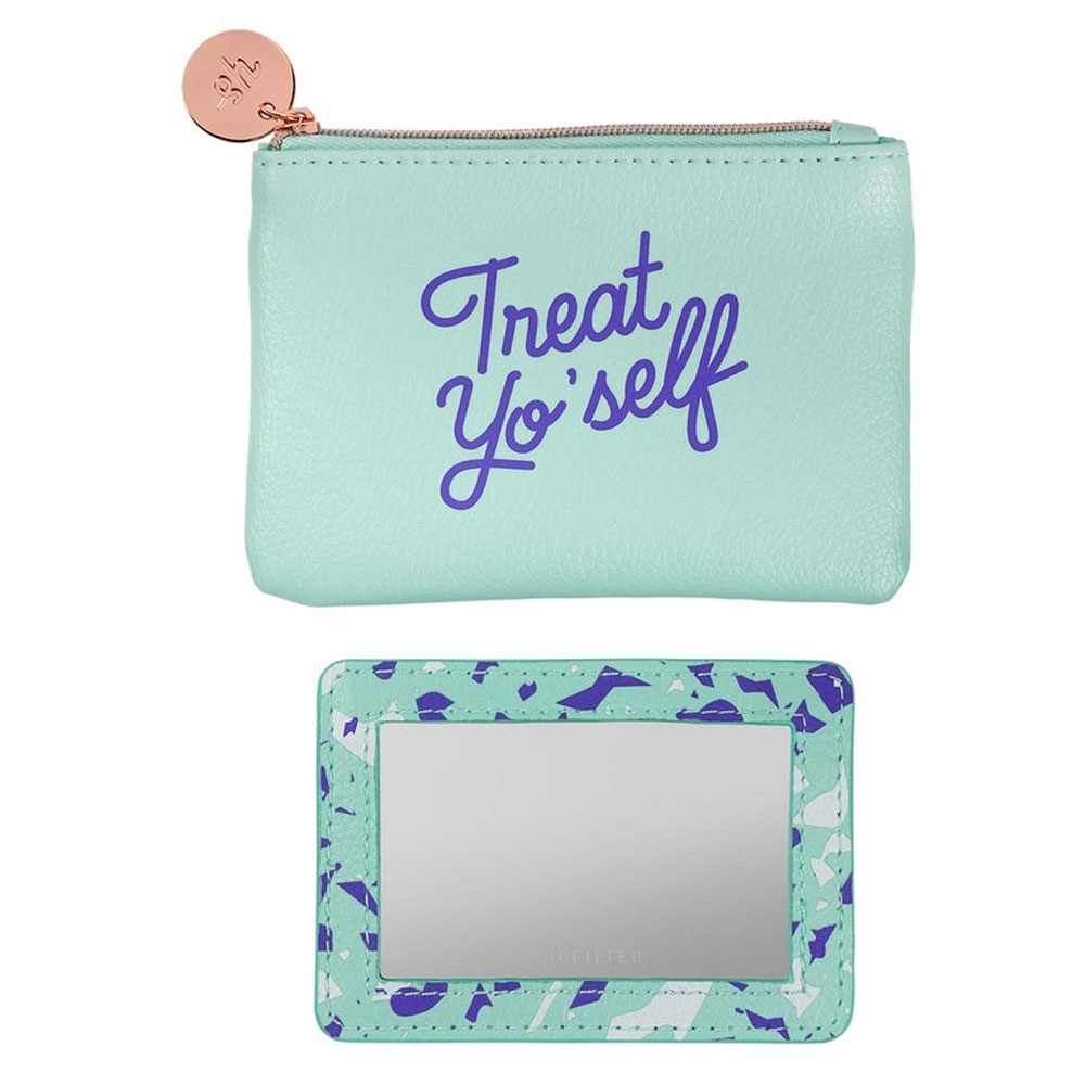 An image of Yes Studio Treat Yo Self Coin Purse