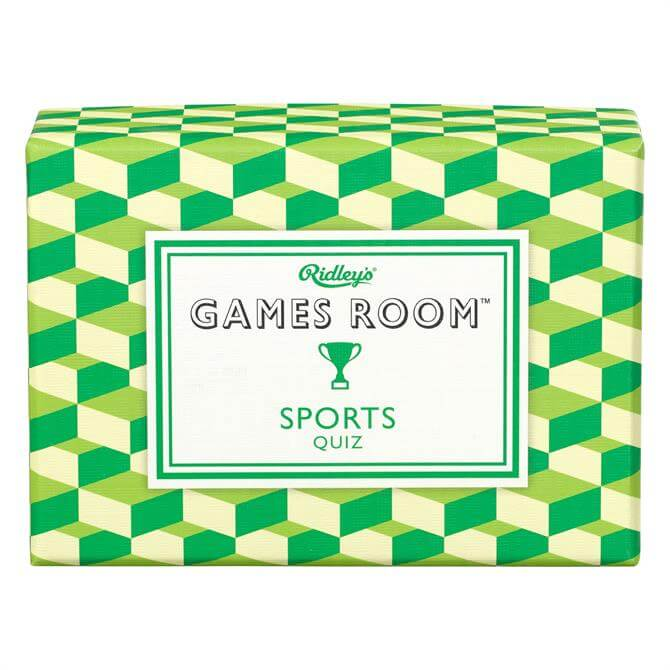Ridleys Games Room Sports Quiz