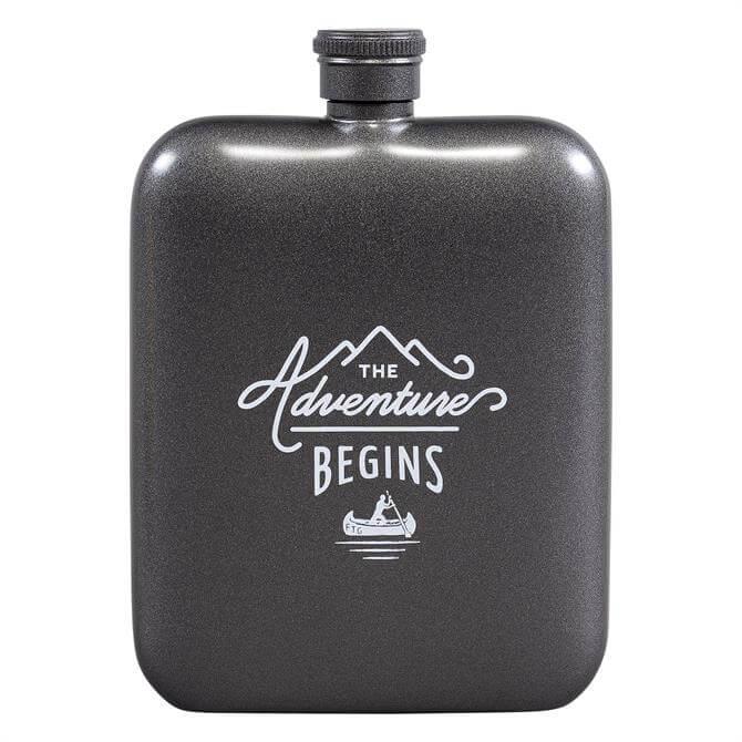 Gentlemen's Hardware Hip Flask