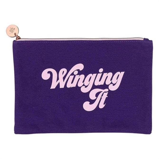 Yes Studio Make Up Pouch Winging It