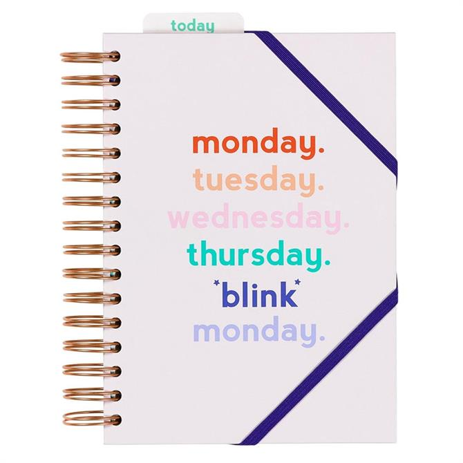 Yes Studio Planner Monday Blink Organiser