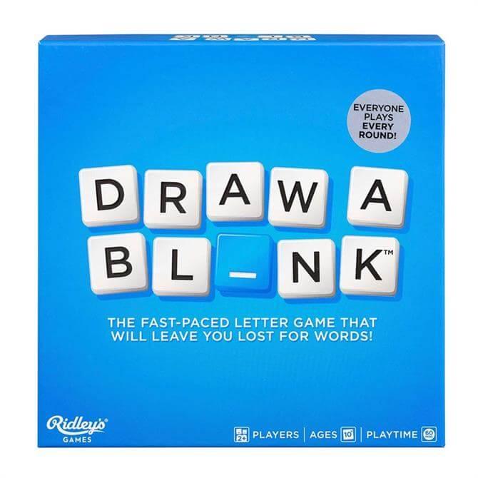 Wild & Wolf Ridleys Draw A Blank Game