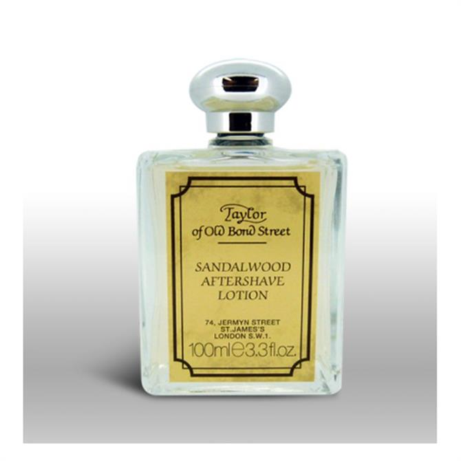 Taylors Sandalwood Aftershave Lotion 100ml