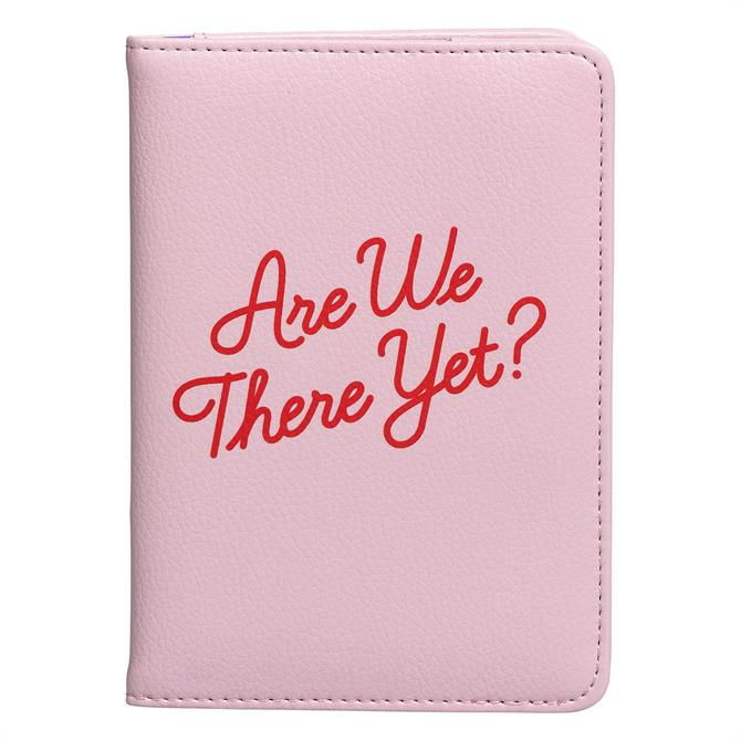 Wild & Wolf Are We There Yet? Passport Cover