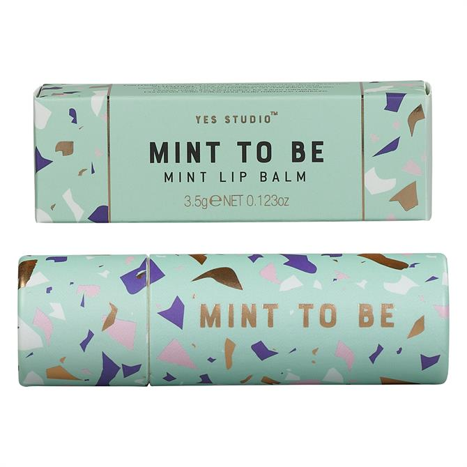 Wild & Wolf Yes Studio Mint Lip Balm