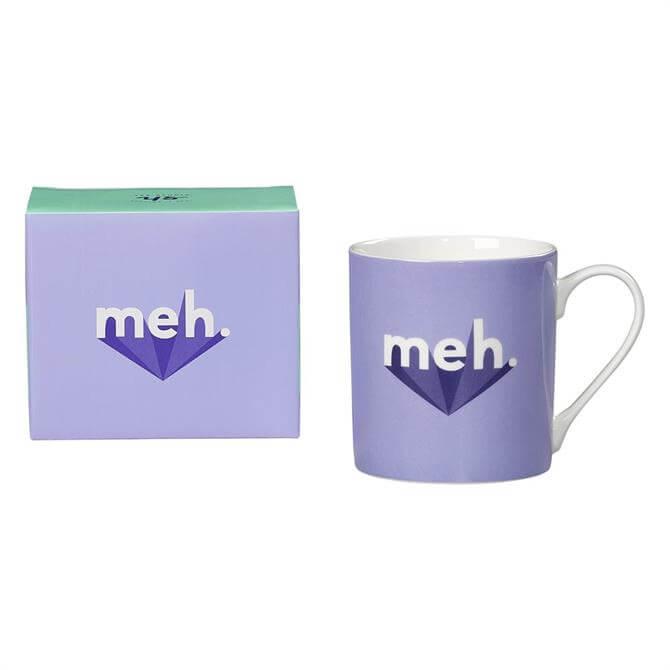 Wild & Wolf Meh Mug