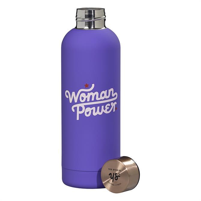 Wild & Wolf Woman Power Water Bottle