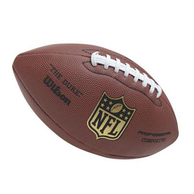 Wilson Pro Duke American Football