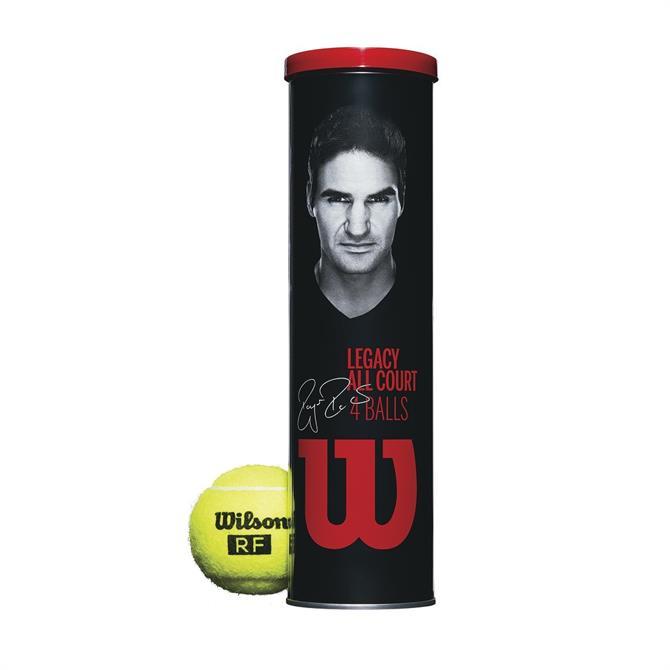 Wilson Federer Legacy Tennis Balls
