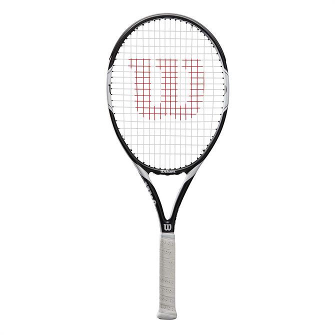 Wilson Federer Control 103 Strung Tennis Racquet