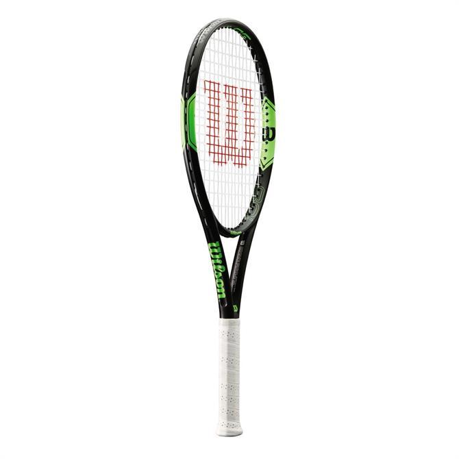 Wilson Milos Lite 105 Strung Tennis Racquet