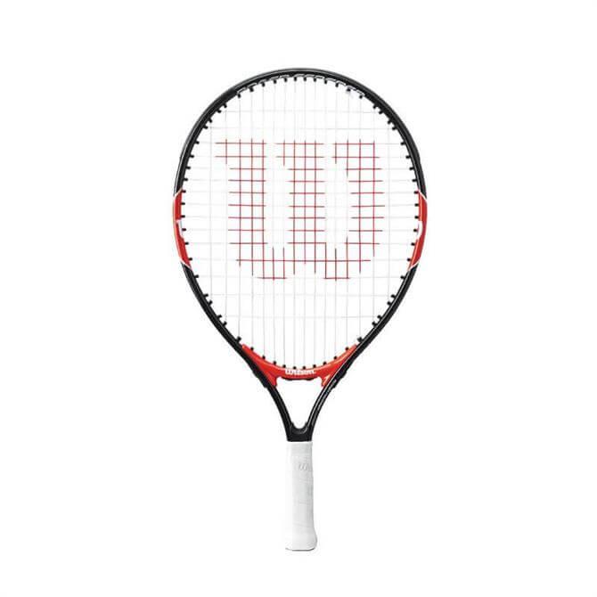 Wilson Roger Federer Junior Racquet 21- Black/Red
