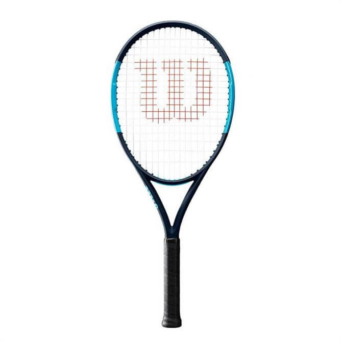 Wilson Ultra 110 Tennis Racquet- Blue/Black