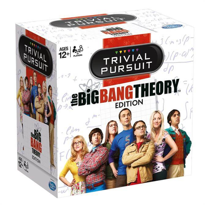 Winning Moves The Big Bang Theory Trivial Persuits