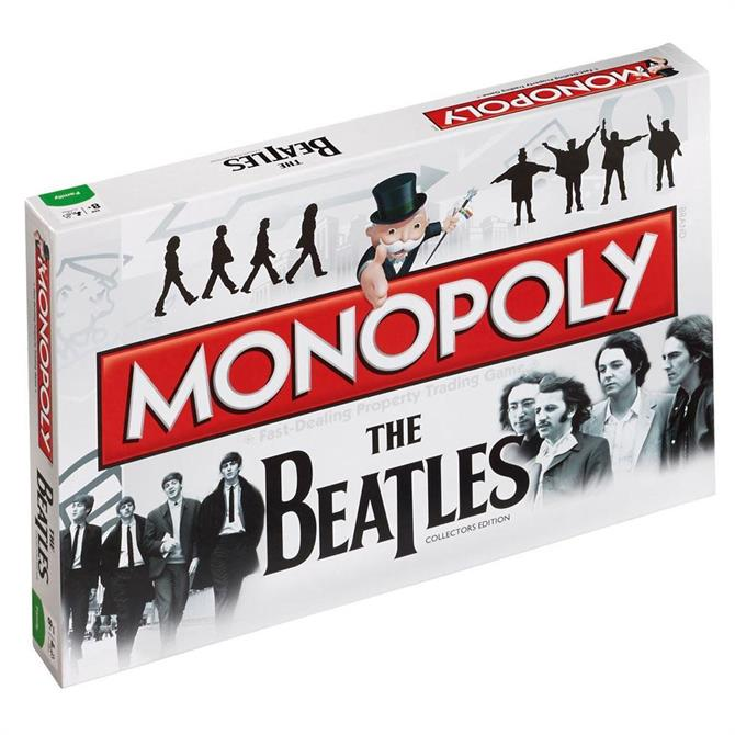 Beatles Monopoly Board Game