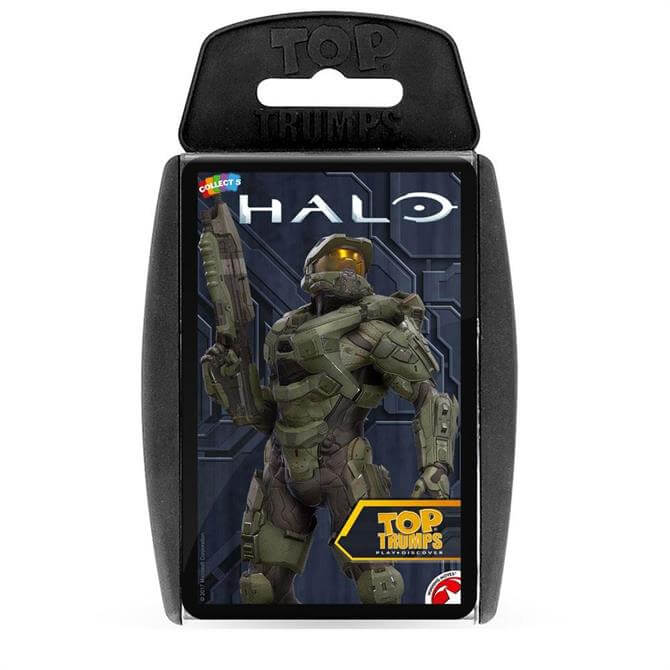 Top Trumps Halo Ltd Edition