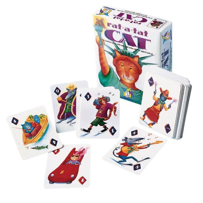 Rat A Tat Cat Game