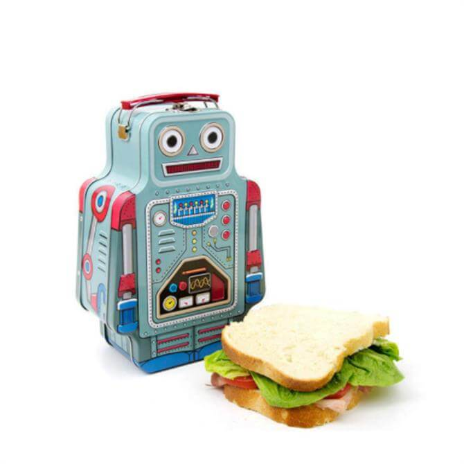 SUCK Lunch Bot Lunch Box