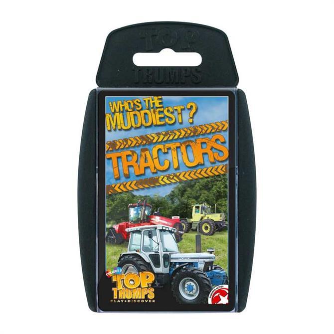 Winning Moves Top Trumps Tractors