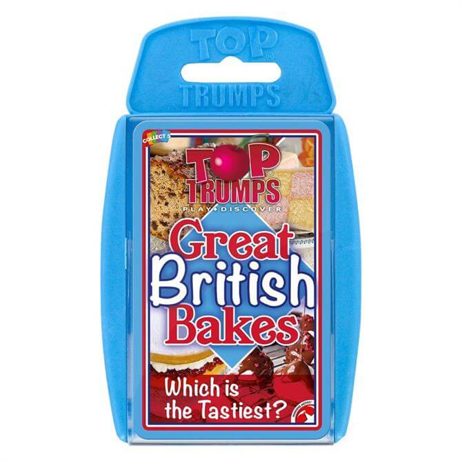 Great British Bakes Top Trumps