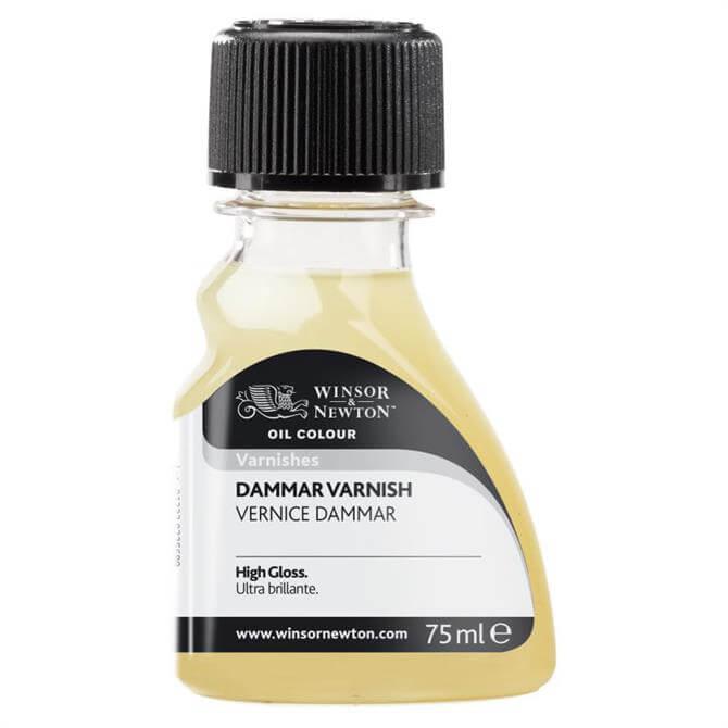 Winsor and Newton Dammar Varnish 75ml