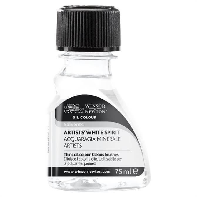 Winsor and Newton Artists White Spirit 75ml