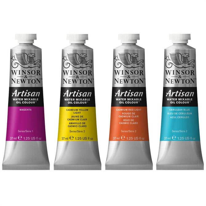 Winsor and Newton Artisan Water Mixable Oil Colours 37ml