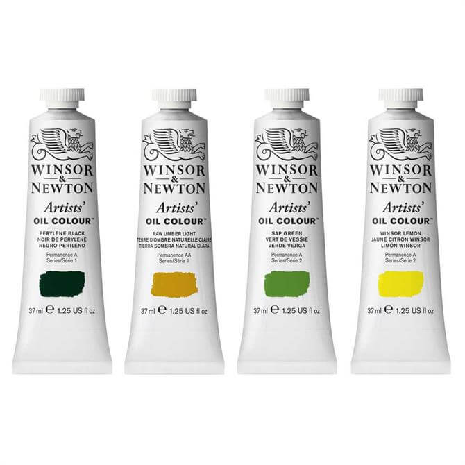 Winsor and Newton Artists Oil Colours 37ml