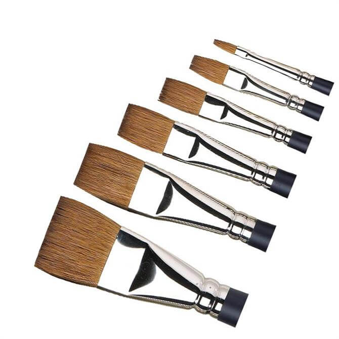 Winsor and Newton Artists Water Colour Sable 1-Stroke Brush