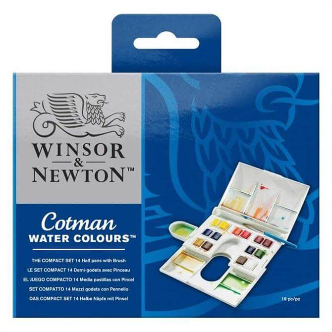 Winsor and Newton Cotman Compact Set