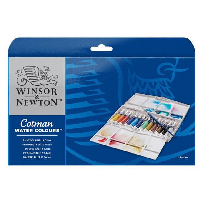Winsor and Newton Painting Plus Tube Set
