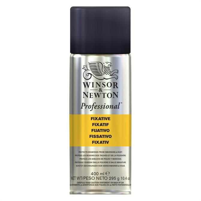 Winsor and Newton Professional Fixative Spray 400ml