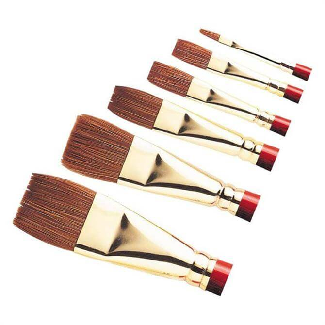 Winsor and Newton Sceptre Gold One Stroke Brush Series 606